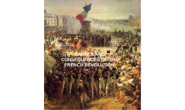CAUSES AND CONSEQUENCES OF THE FRENCH REVOLUTION