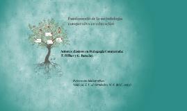 Fundamento de la metodología