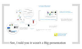 A small presentation on The Big Society