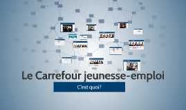 Présentation CJEAE - Partenaires jeunesse - 9 juin 2015