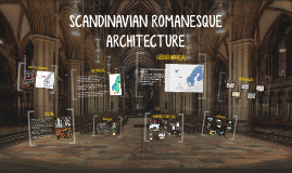Scandinavian Romanesque Architecture