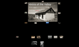 WWU: Voices of the Valley