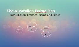 The Australian Burqa Ban