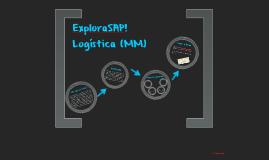 ExploraSAP! Logística