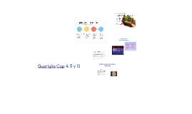 Guariglia CAP 4, 5 y 13