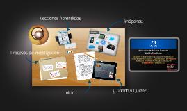 Proyecto - Producto - Sistematizacion