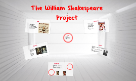 The William Shakespeare Project