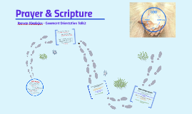 Copy of Prayer & Scripture