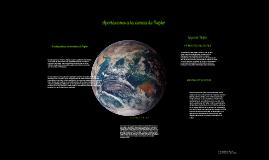 Aportaciones a la ciencia de Kepler