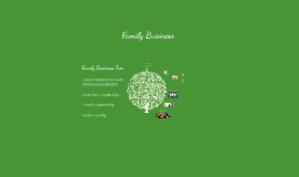 Copy of Family business in Lithuania