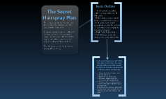 The Secret Hairspray Plan