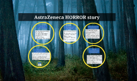 AstraZeneca Horror story