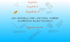 LEY MODELO DE UNCITRAL SOBRE COMERCIO ELECTRONICO