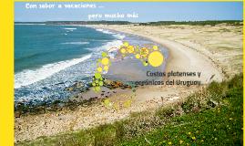 Copy of Costas platenses y oceánicas del Uruguay