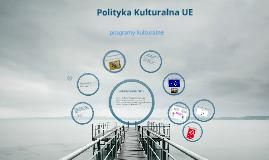 polityka kulturalna UE