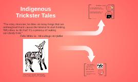 Native American Trickster Tales ESL