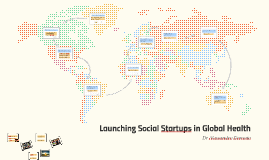 Social Startups for ISMOPH