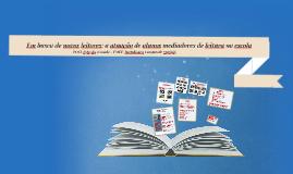 Em busca de novos leitores: a atuação de alunos mediadores d