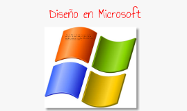Design in microsoft