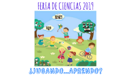 FERIA DE CIENCIAS 2019