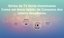 Séries de TV Norte-Americanas
