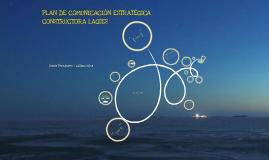 Copy of PLAN DE COMUNICACIÓN ESTRATÉGICA CONSTRUCTORA LAGIES