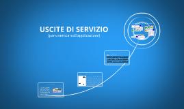 """1# - Il programma """"USCITE DI SERVIZIO"""""""