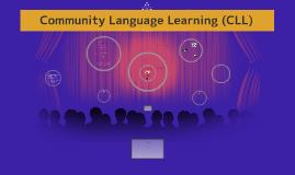 Copy of Community Language Learning