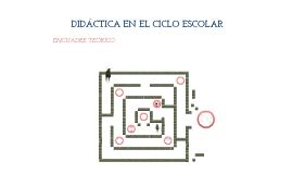 Didáctica Escolar parte 2