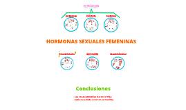 Copy of HORMONAS SEXUALES FEMENINAS