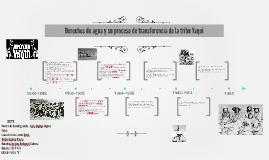 Copy of Derechos de agua y su proceso de transferencia de la tribu Y