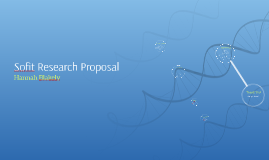 Sofit Research Proposal