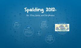 Spalding 2012: