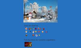 Feliz Navidad y prospero 2.016