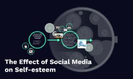 The Effect of Social Media on Self-esteem