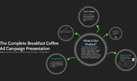 The Complete Breakfast Coffee Campaign Ad Presentation