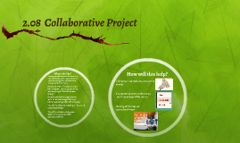2.08  Collaborative Project