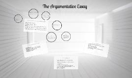 copy of an argumentative essay