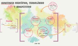 Monitoreo científico, tecnológico y competitivo