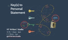 Key(s) to Personal Statement