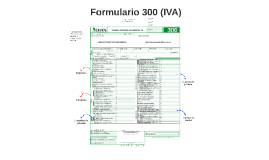 Copy of Formulario 300 (IVA)