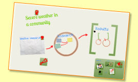 Severe Weather in a Community