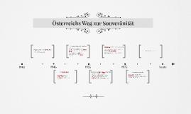 Österreichs Weg zur Souveränität