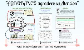 PEI Agrobanco 2013-2017 - Control de Gestión
