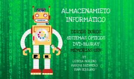 Almacenamiento Informativo