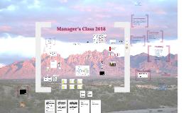 NMSU Managers Class