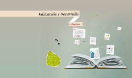 Educación y Desarrollo