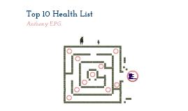 Top 10 Health List