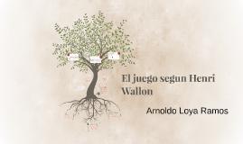 Copy of El juego segun Henri Wallon