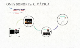 ONES SONORES